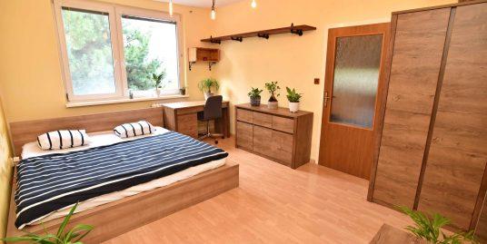 BRANDreal – 1 izbový priestranný byt 38 m², Vodárenská